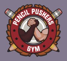 Pencil Pushers Gym Kids Clothes