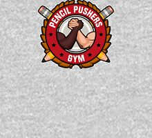 Pencil Pushers Gym Unisex T-Shirt