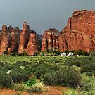 Arches National Park by Peter Hammer
