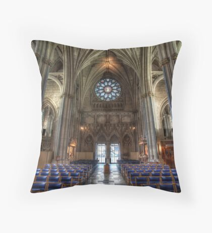 Holy Place Throw Pillow
