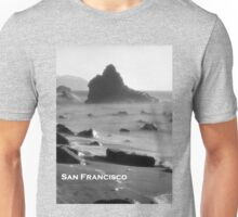 Marshall's Beach, San Francisco Unisex T-Shirt