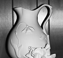 Still Life in White by heatherfriedman