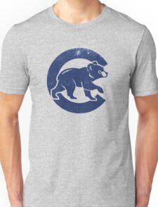 Chicago Cubs baseball Sport blue Unisex T-Shirt