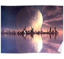 New Atlantis Poster