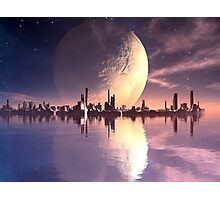 New Atlantis Photographic Print