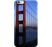 Golden Gate Bridge at Sunset iPhone Case/Skin