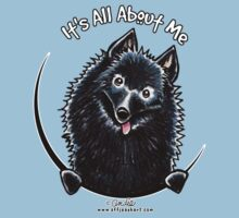 Schipperke :: It's All About Me Baby Tee
