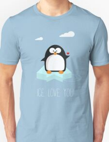 Ice love you Unisex T-Shirt