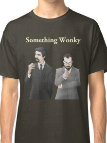 Something Wonky Logo Classic T-Shirt