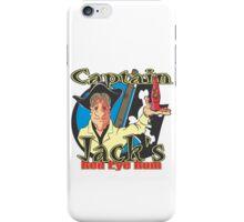 Captain Jack's Red Eye Rum iPhone Case/Skin