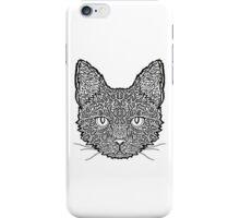 Savannah Cat - Complicated Cats iPhone Case/Skin