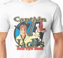 Captain Jack's Red Eye Rum Unisex T-Shirt