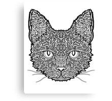 Savannah Cat - Complicated Cats Canvas Print