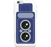 Blue Camer iPhone Case/Skin
