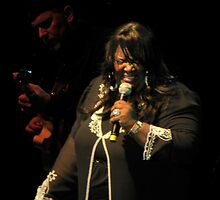 Sista Monica Belts Out the Blues by Sandra Gray