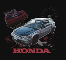 Honda Civic by FC Designs