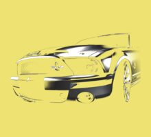 ford mustang gt500 One Piece - Short Sleeve
