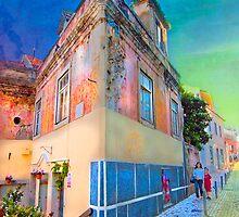 triangular building by terezadelpilar~ art & architecture