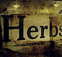 Herbs For Sale by Scott Mitchell