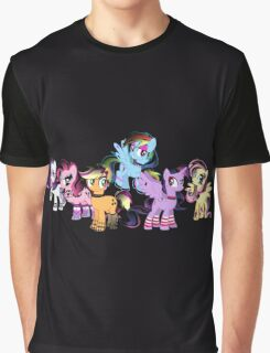 My Little Pony Collection Graphic T-Shirt