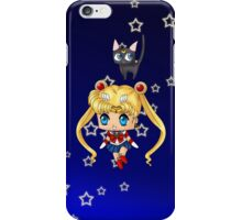 Chibi Sailor Moon iPhone Case/Skin