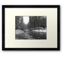 Breath of Fresh Air Framed Print