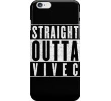 Adventurer with Attitude: Vivec iPhone Case/Skin