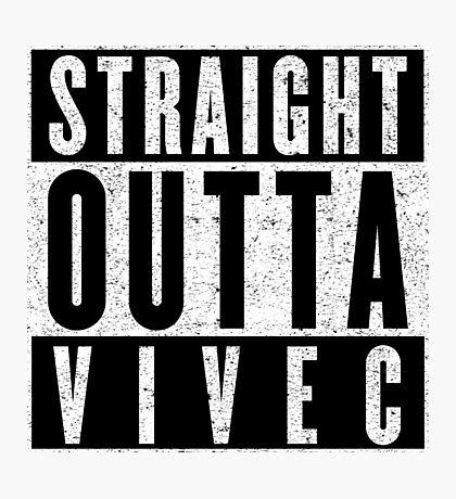 Adventurer with Attitude: Vivec Photographic Print