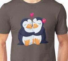 Penguin lovers Unisex T-Shirt