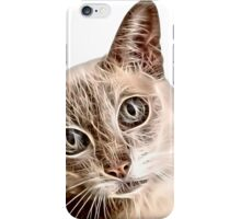 Wild nature - pussy iPhone Case/Skin