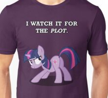 For the Plot (Twilight) Unisex T-Shirt