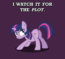 For the Plot (Twilight) Unisex T-Shirt