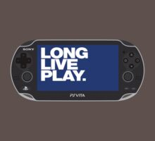 PS Vita LongLivePlay by Matthew Bush