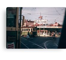 Moreland junction on Sydney road 19600300 Canvas Print