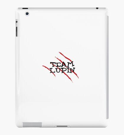 Team Lupin iPad Case/Skin