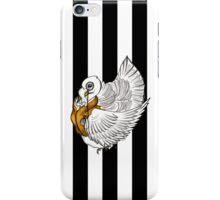 Turkey character iPhone Case/Skin