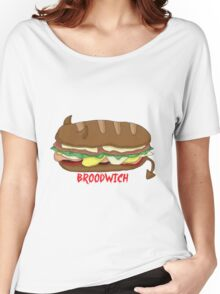 The Broodwich Women's Relaxed Fit T-Shirt