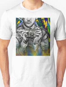 Hamburg Selfie Unisex T-Shirt