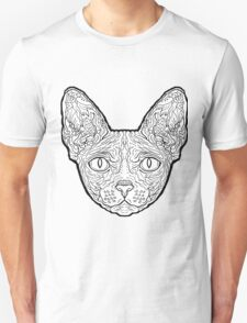 Sphynx Cat - Complicated Cats T-Shirt
