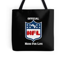 Nerd For Life Tote Bag