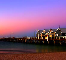 Busselton Jetty by Felix Haryanto