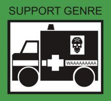 Support Genre T-Shirt