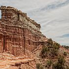 Palo Duro Canyon by GeorgeBuxbaum