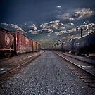 Follow the Tracks by anorth7