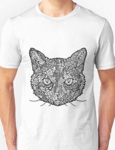 Tortoise Shell Cat- Complicated Cats T-Shirt