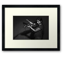 Love for Music-5 Framed Print