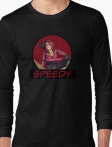 Speedy - Thea Queen - Comic Book Text T-Shirt