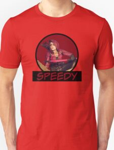 Speedy - Thea Queen - Comic Book Text Unisex T-Shirt