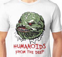 Mani Yack Humanoids from the Deep Unisex T-Shirt