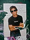 LOU REED POSTER by cammisacam